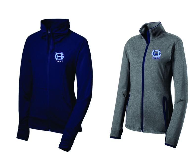 Sport-Tek Ladies Full Zip Jacket